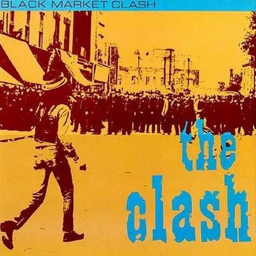 "The Clash - Black Market Clash 10"""