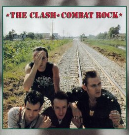 The Clash - Combat Rock LP