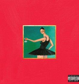 Kanye West - My Beautiful Dark Twisted Fantasy 3LP