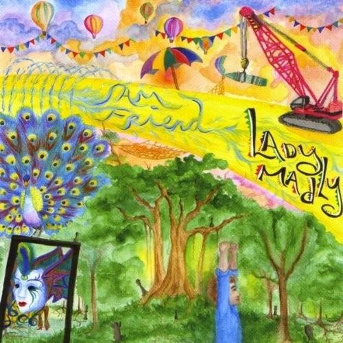 Sam Friend - Lady Madly LP