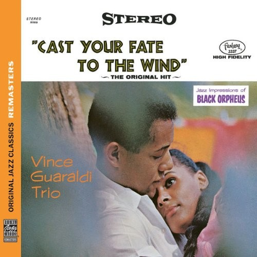 Vince Guaraldi Trio - Jazz Impressions Of Black Orpheus LP