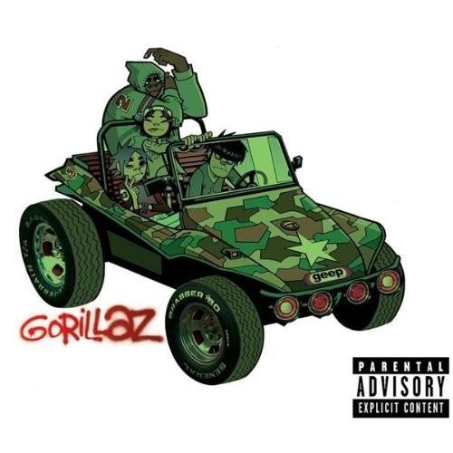 Gorillaz - S/T 2LP