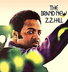 Z.Z. Hill - The Brand New Z.Z. Hill  LP