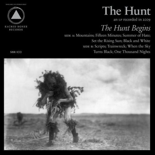 The Hunt - The Hunt Begins LP