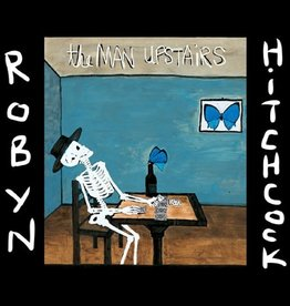 Robyn Hitchcock - The Man Upstairs LP+CD