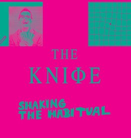 The Knife - Shaking The Habitual 3LP