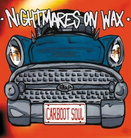 Nightmares On Wax - Carboot Soul 2LP