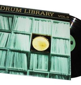 DJ Paul Nice - Drum Library Vol. 9 LP
