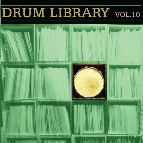 DJ Paul Nice - Drum Library Vol.10 LP