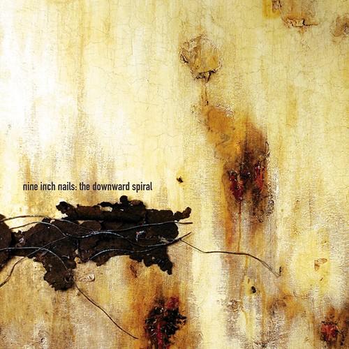 Nine Inch Nails - The Downward Spiral 2LP