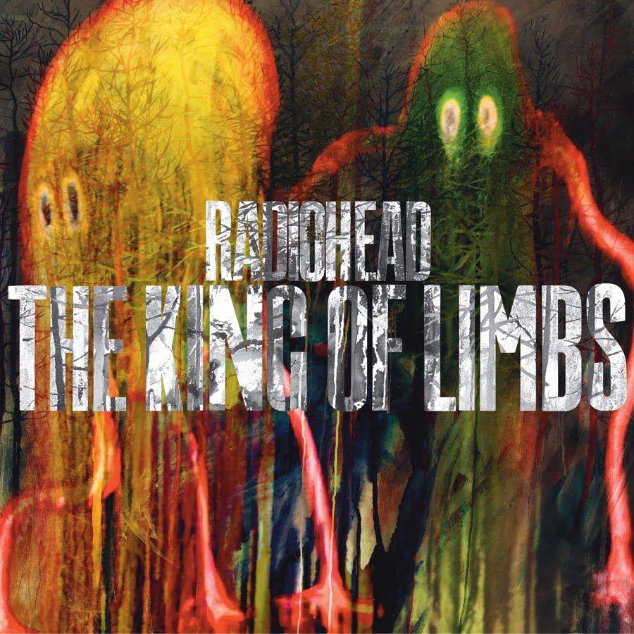 Radiohead - King Of Limbs LP