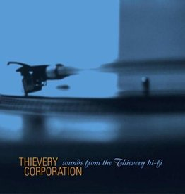 Thievery Corporation - Sounds From The Thievery Hi-Fi 2LP