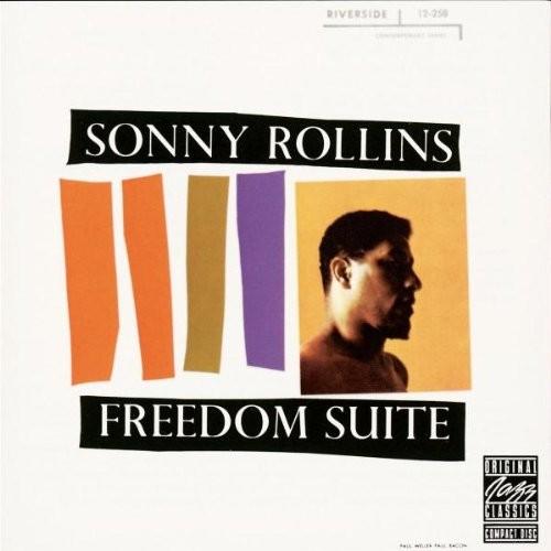 Sonny Rollins - Freedom Suite LP
