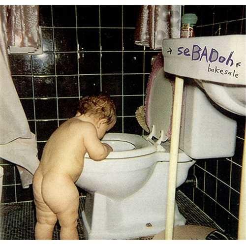 Sebadoh - Bake Sale LP