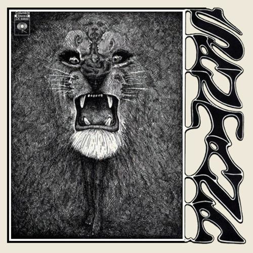 Santana - S/T LP