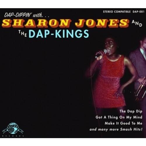 Sharon Jones - Dap Dippin' With Sharon Jones & The Dap-Kings LP