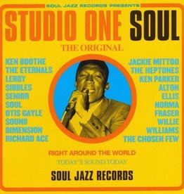 Various - Studio One Soul 2LP