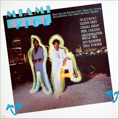 Various - Miami Vice OST LP
