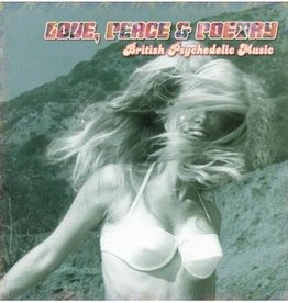 Various - Love, Peace & Poetry: British Psychedelic Music LP