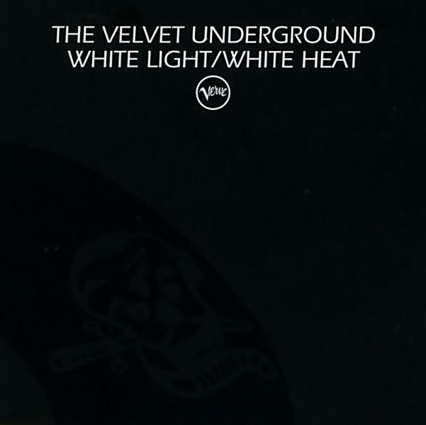 Velvet Underground - White Light/White Heat LP