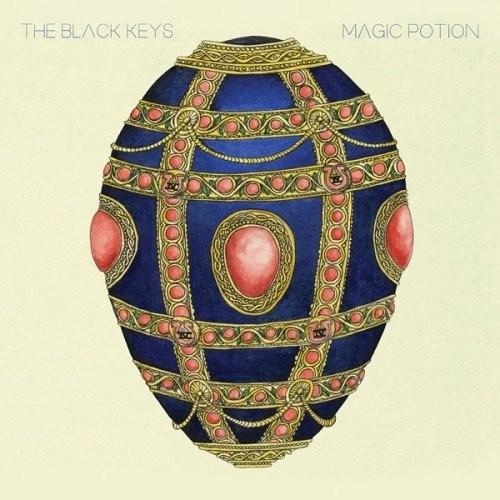Black Keys - Magic Potion LP