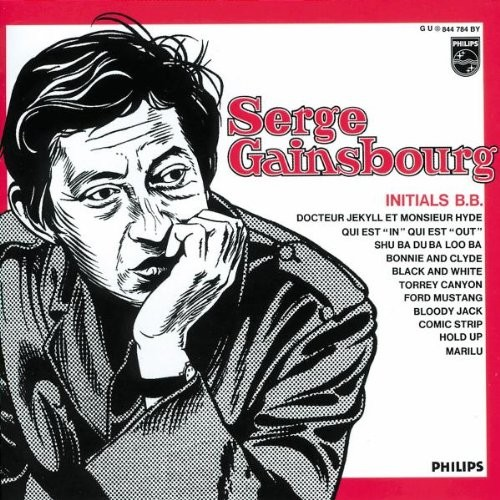 Serge Gainsbourg - Initials B.B. LP