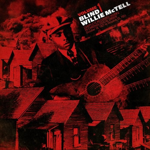 Blind Willie McTell - Complete Recorded Works Vol.1 LP