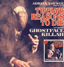 Ghostface Killah - 12 Reasons To Die LP