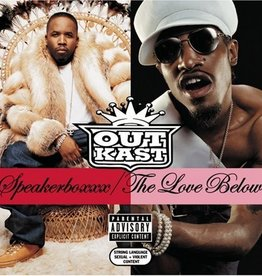 Outkast - Speakerboxxx/The Love Below 4LP