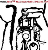 Miles Davis - Cookin' With The Miles Davis Quintet LP