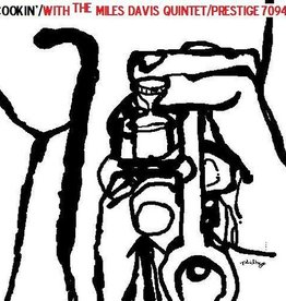 Miles Davis - Cookin' With The Miles Davis Quintet LP