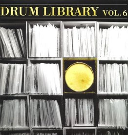 DJ Paul Nice - Drum Library Vol. 6 LP
