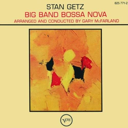 Stan Getz - Big Band Bossa Nova LP