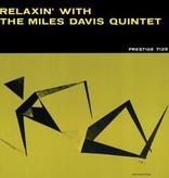 Miles Davis - Relaxin' With The Miles Davis Quintet LP