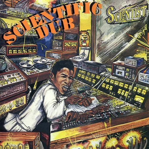 Scientist - Scientific Dub LP