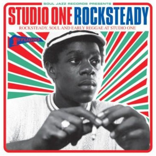 Various - Studio One Rocksteady 2LP