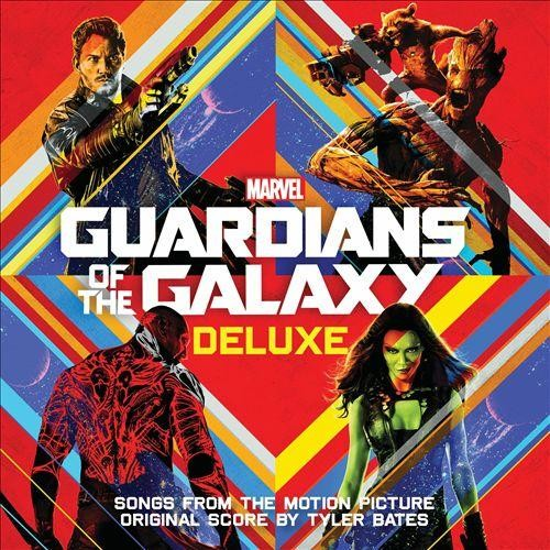 Various - Guardians Of The Galaxy Deluxe 2LP