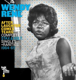 Wendy Rene - After Laughter Comes Tears 2LP