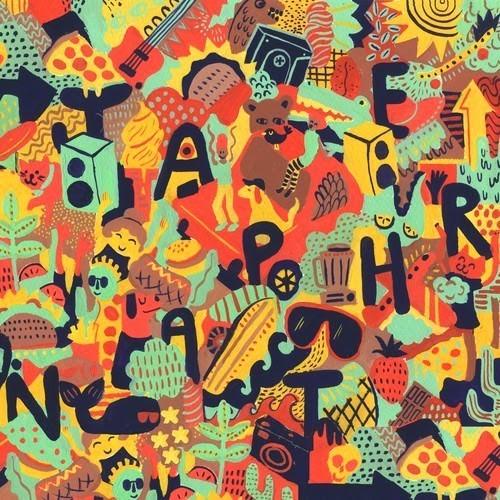 Japanther - Instant Money Magic LP