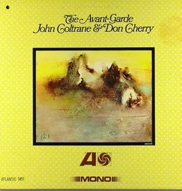 John Coltrane & Don Cherry - The Avant-Garde LP
