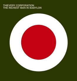 Thievery Corporation - The Richest Man In Babylon 2LP
