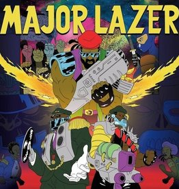 Major Lazer - Free The Universe 2LP