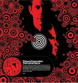 Thievery Corporation - The Cosmic Game 2LP