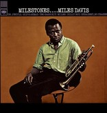 Miles Davis - Milestones LP