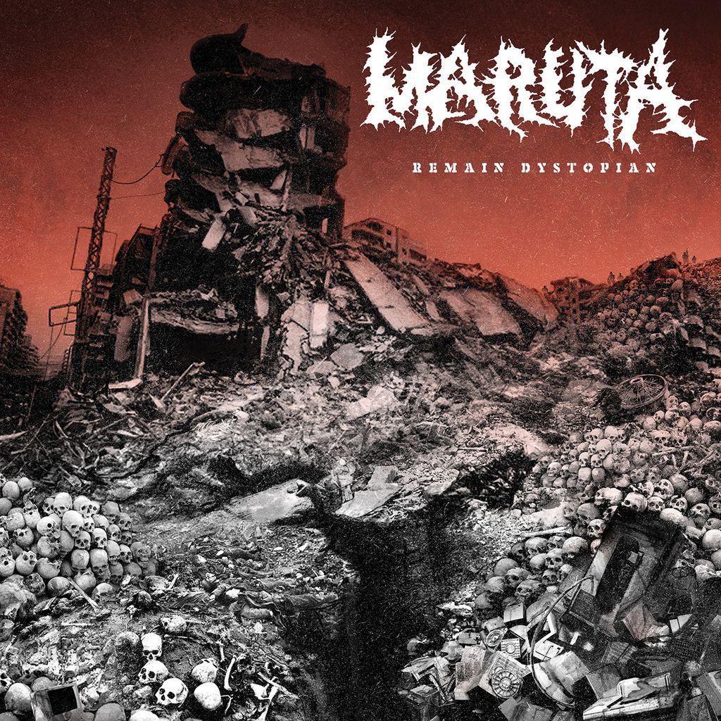 Maruta - Remain Dystopian LP
