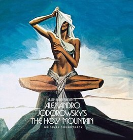 Alejandro Jodorowsky - The Holy Mountain 2LP