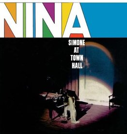 Nina Simone - At Town Hall LP