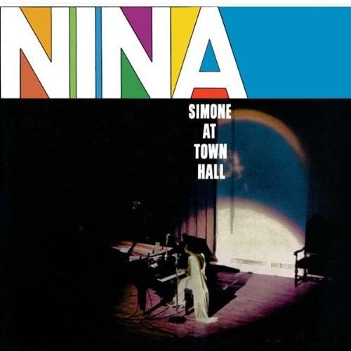 Nina Simone - At Town Hall LP
