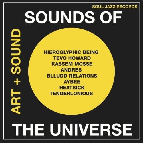 Various - Sounds Of The Universe Art & Sound Record A 2LP