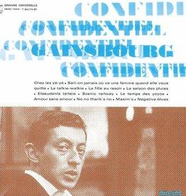 Serge Gainsbourg - Confidentiel LP